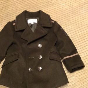 Authentic baby Gucci coat